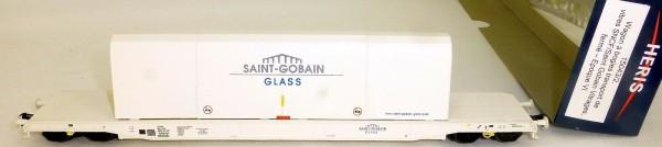 SNCF uais Glastransportwagen 947 5 SAINT GOBAIN Ep6 Heris 15043/2 H0 OVP LB1 å*