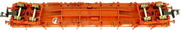 Fleischmann 828801 SNCF Flachwagen Seitenborden Bauart Res EpV N 1:160 OVP µ *