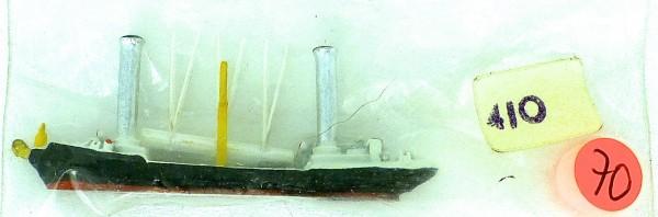 Dampfer 410 Schiffsmodell 1250 SHP70 å