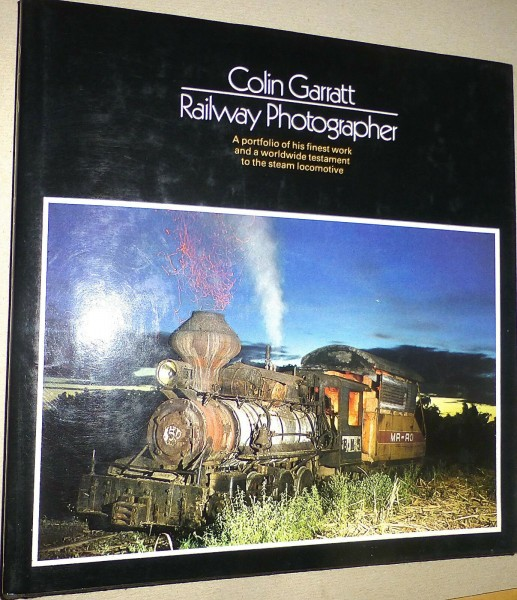 Colin Garratt Railway Photographer å √