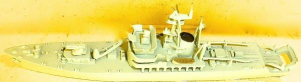 Alesha Minenschiff Trident Alpha T344 Schiffsmodell 1:1250 SHPA08 å *