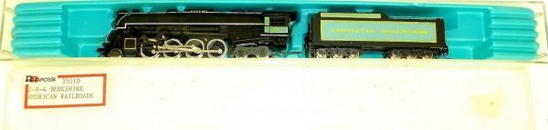 Rivarossi 3501D 2-8-4 Berkshire American Railroads 759 Dampflok OVP N 1:160 å *
