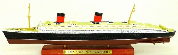 RMS Queen Elizabeth neu in Box 1:1250 NEU OVP Atlas 7572012 UA1 µ *