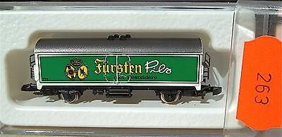 Fürsten Pils Kolls 88017 Märklin 8600 Spur Z 1:220 263 å