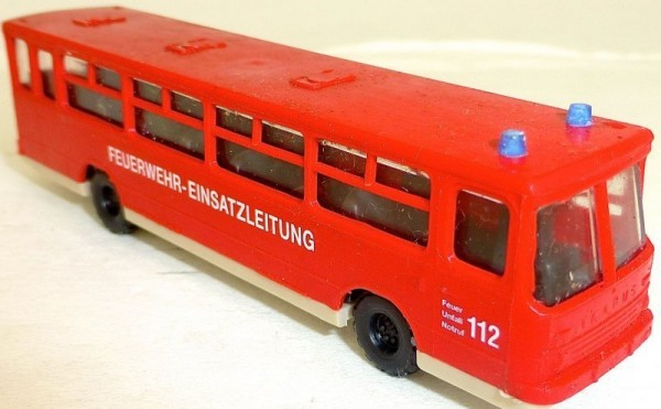Ikarus Bus Feuerwehr Einsatzleitung TT 1:120 NEU LA3 å