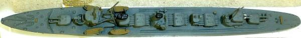 Shim Akaze Neptun 1261 Schiffsmodell 1:1250 SHPI64 å *