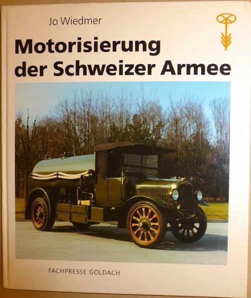 Motorisierung der Schweizer Armee Fachpresse Goldach Jo Wiedmer LE5 å *