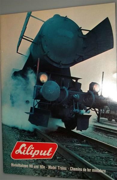1975 Liliput Katalog # å
