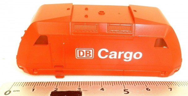 DB Cargo Tillinchen TTC Gehäuse rot TT 1:120 Ersatzteil å *