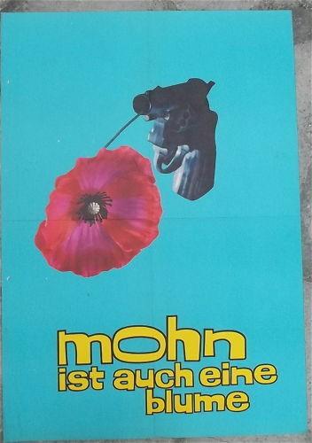 Mohn ist auch eine Blume Filmplakat å √