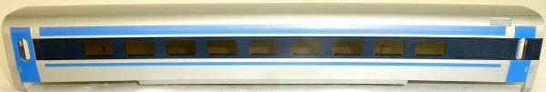 Personenwagen Waggongehäuse H0 1:87 L:25,9 B:3,2 H:4,0 Hersteller unbekannt UW å