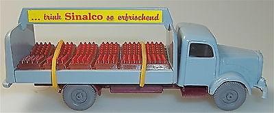 SINALCO Bier LKW Getränketransporter Mercedes 5000 IMU Replika Serie 1:87 80 å *