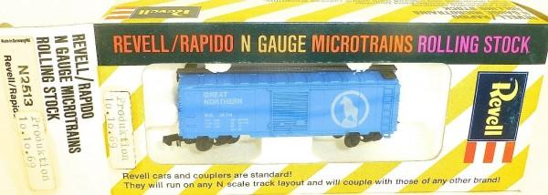 Great Northern 10.10.69 Revell rapido microtrains N-2513 OVP HT5 å *