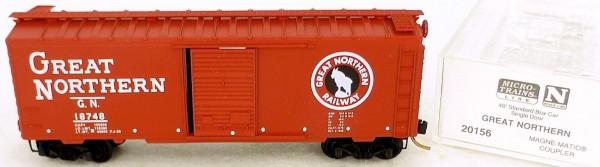 40´ St Boxcar Great Northern 18748 Micro Trains Line 20156 N 1:160 D å *