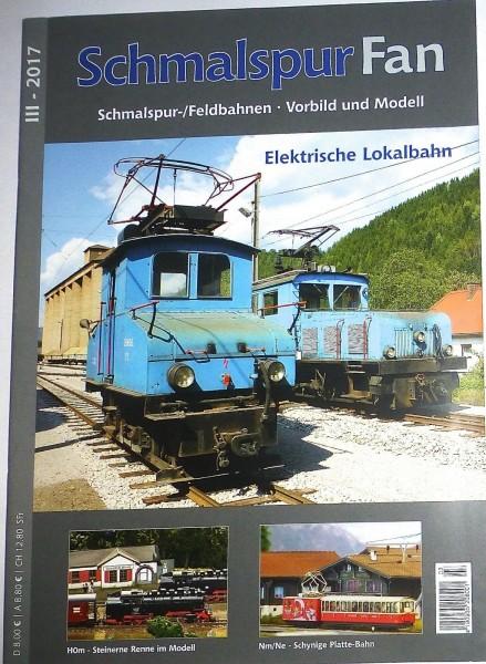 III 2017 Schmalspur Fan Feldbahnen Vorbild Modell Elektrische Lokalbahn µ*