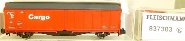 SBB Schiebewandwagen Hbillns DB Cargo Fleischmann 837303 N 1:160 OVP HS3 å *