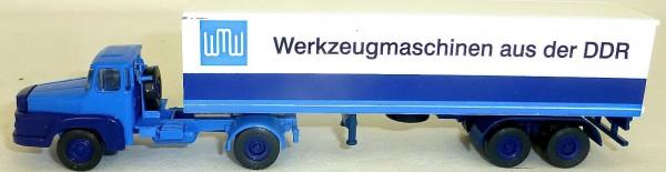 Werkzeugmaschinen aus der DDR WMW LKW H0 1:87 HV4 å