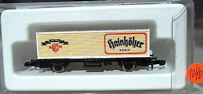 Hainhölzer Korn , Containerwagen Kolls 91 Märklin 8615 Z 1/220 *1040*