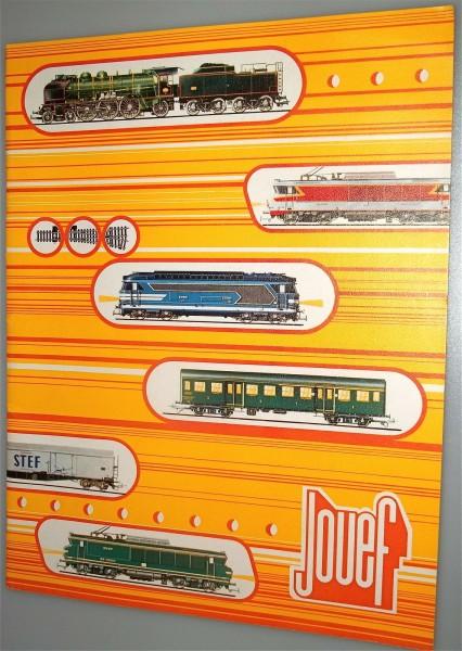 Jouef Katalog 1974 in französisch