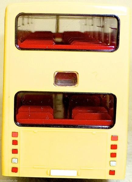 ANAX BVG Doppeldecker MAN SD 200 Handgearbeitet aus WIKING Bus 1:87 H0 SCHB5 å