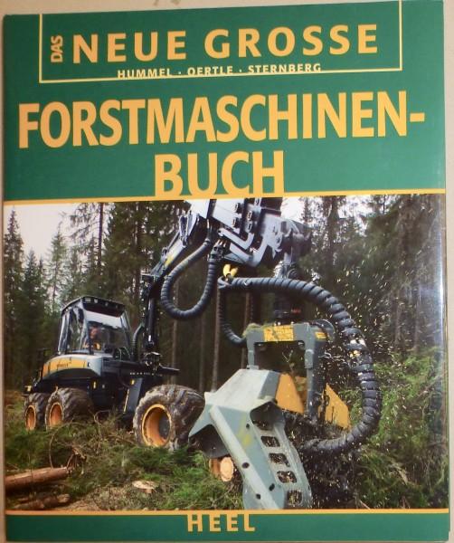 Forstmaschinenbuch das neue große Hummel Oertle Sternberg HEEL HC4 å *