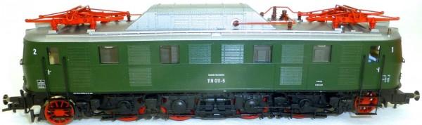 E 119 011-5 Ellok DB grün DSS Fleischmann 431801 OVP H0 NEU KC2 å *