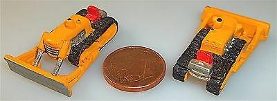 Caterpillar Bulldozzer EpI II Metall Kleinserie 1:160 å