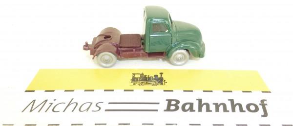 Rundhauber Magirus LKW Zugmaschine grün rotbraun IMU Replika Serie 1:87 #KA4-16 å