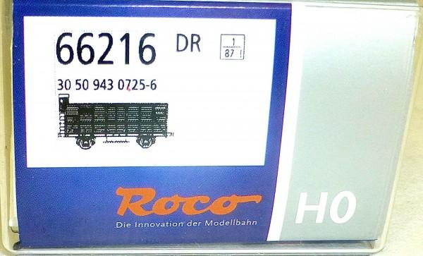 Güterwagen G10 Deutsche Reichsban EpIV ROCO 66216 H0 1:87 OVP NEU #KG4 å