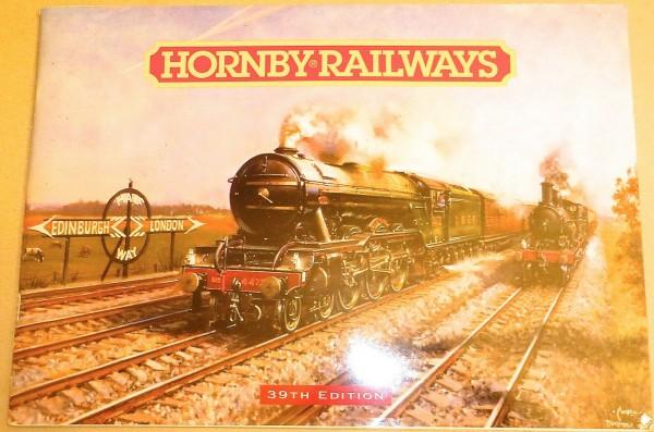 Hornby Railways 39th Edition å √