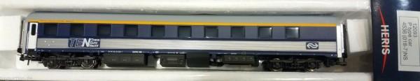 Heris 12093 NS TEN Trans Euro Nacht Schlafwagen H0 P type car 4536 018 7 KH1 µ *