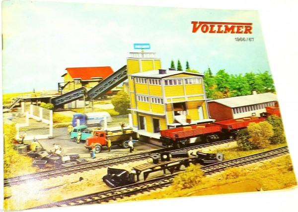 Vollmer Katalog 1966 1967 1966/67 å