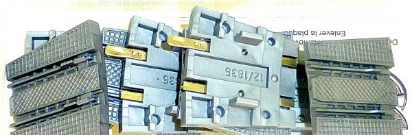 Fleischmann 9151 Ergänzungsset für Drehscheibe 9150 N 1:160 OVP NEU HO3 µ *