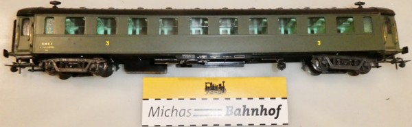 SNCF OCEM C10myfi 34892 3.Cl Personenwagen France Trains 223 OVP H0 1:87 HH2 å
