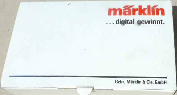 Digital gewinnt Werbewagen Märklin Spur Z 1:220 OVP å