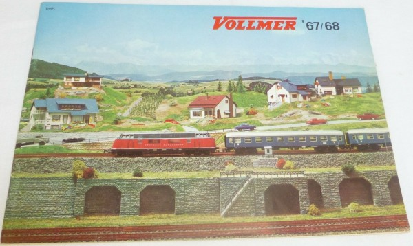Vollmer Katalog 1967/68 å *