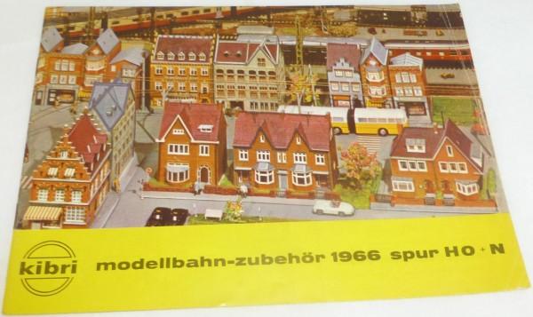 Kibri modellbahn-zubehör 1966 spur H0 + N # å