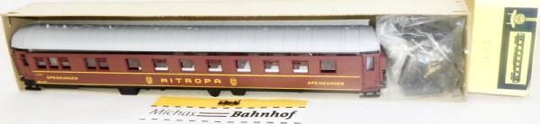 France Trains 331 Mitropa Speisewagen WR4U 055-015 Bausatz ungebaut H0 1:87 å