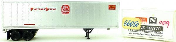 Micro Trains Line 66050 Piggyback Service KCSZ Trailer 1:160 OVP #i009 å