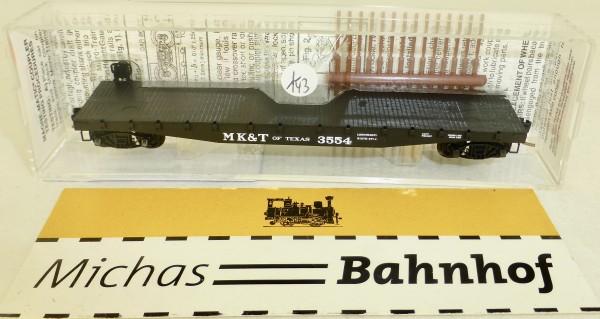 MICRO TRAINS 45240 MK&T of Texas 35548 50' Gondola drop ends N 1:160 #143L.å