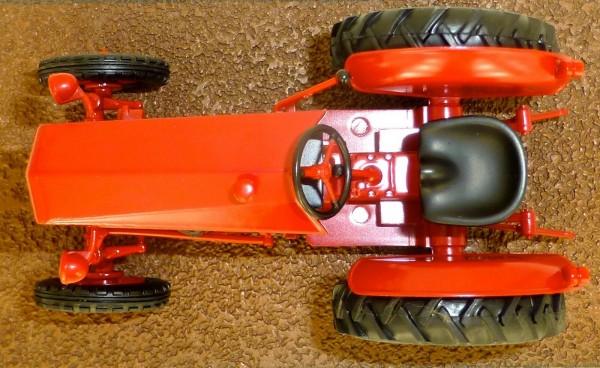 Bukh D30 1958 Diesel rot Traktor ATLAS 1:32 OVP 010 NEU µ*