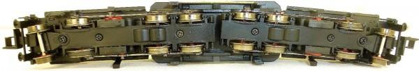 E 89 Krokodil DRB Ep2 DSS NEM 651 Jaegerndorfer Collection 62060 N 1:160 OVP µ *