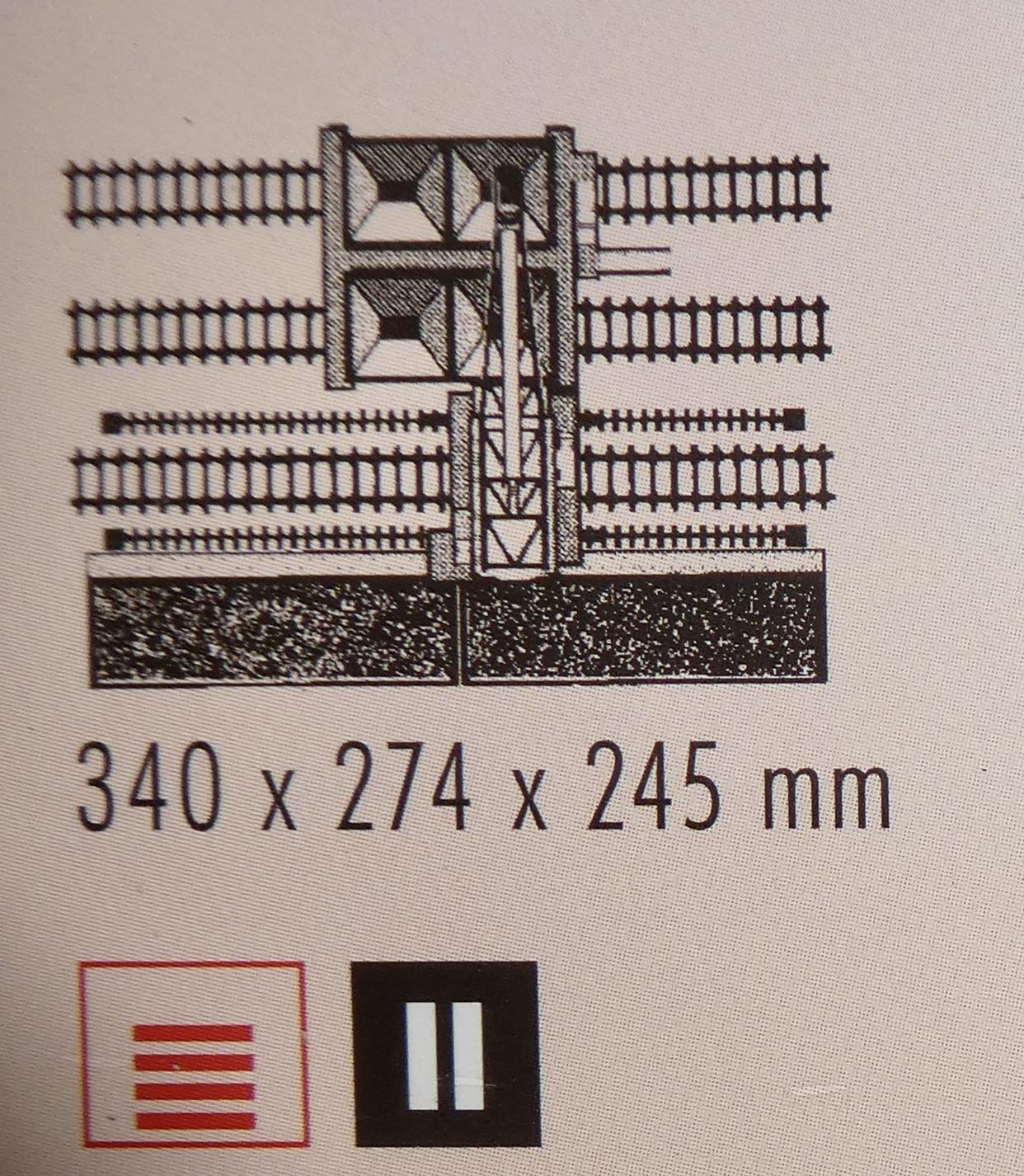 H0 Großbekohlungsanlage Faller 120148-1//87 Neu