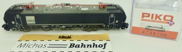 BR 193 Vectron Mitsui Rail MRCE Diesellok EpVI DSS PluX22 PIKO 47381 TT 1:120 HK2 å