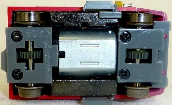 Hobbytrain H 14521 KLV 12 creme rot Kleinwagen DB EpV DCC H0 1:87 NEU OVP µ *