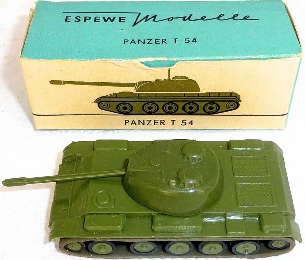 T 54 Armee Panzer DDR VEB ESPEWE Berlin OVP H0 HN5 å*