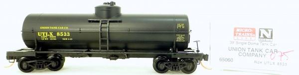 Micro Trains Line 65060 UTLX 8533 39' Single Dome Tank Car 1:160 OVP #i075 å