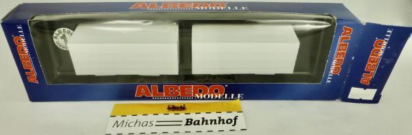2 Wechselbrücken weiß unbeschriftet Albedo 500199 OVP H0 1:87 GD4 å