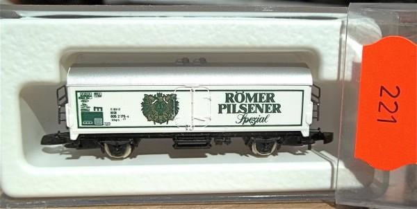 Römer Pilsner Spezial, Kolls 87016 Märklin 8600 Spur Z 1/220 *221* å