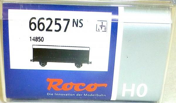 NS gedeckter Güterwagen ex Dresden EpIII KKK NEM ROCO 66257 H0 1:87 OVP NEU KG4å